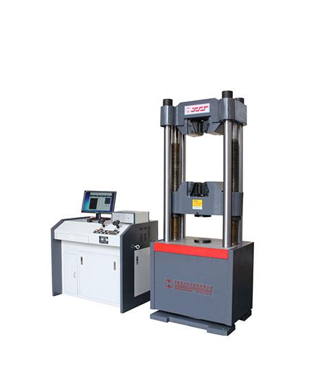 电液伺服万能试验机WAW-600F