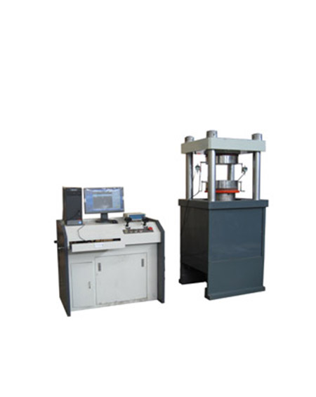 微机控制垫片压力试验机WMF-2000