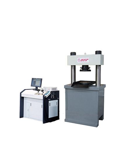 微机控制电液伺服压力试验机YAW-2000B
