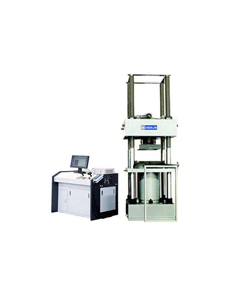 微机控制电液伺服压力试验机YAW-2000F 5000F