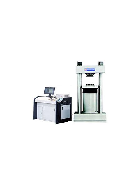 微机屏显式液压压力试验机YEW-1000B 2000B