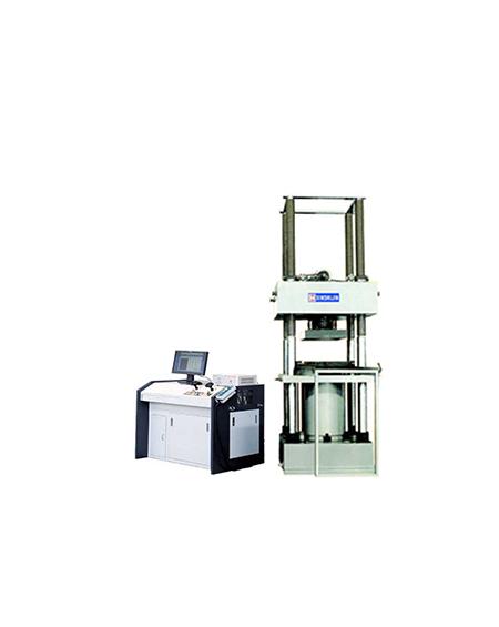 微机屏显式液压压力试验机YEW-2000F 5000F