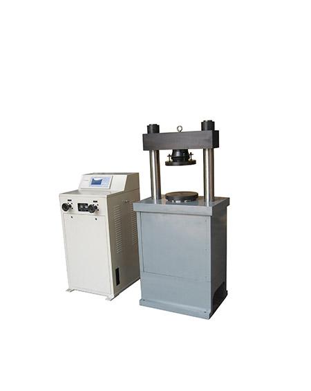 数显式压力试验机YES-1000