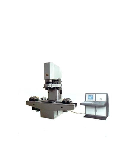 微机屏显液压式板簧压力试验机